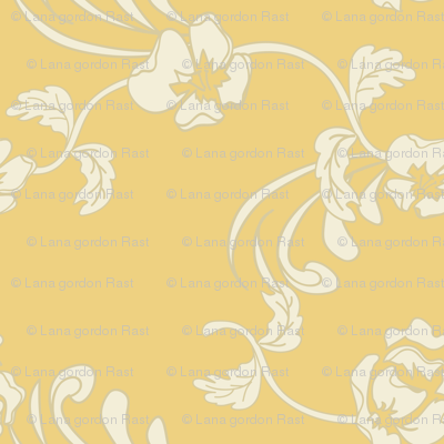 Damask_Yellow