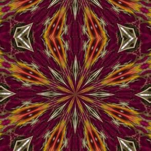 Kaleidescope 0225 k2 violet background