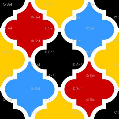 c-rhombus 4 - harlequin