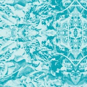 Fossil Boneyard turquoise