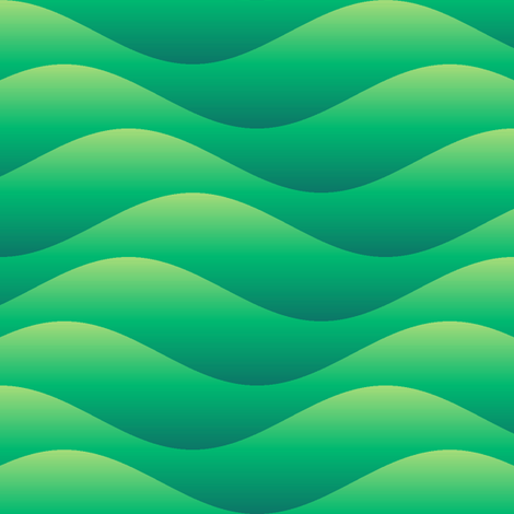 sine wave - rolling hills fabric by sef on Spoonflower - custom fabric