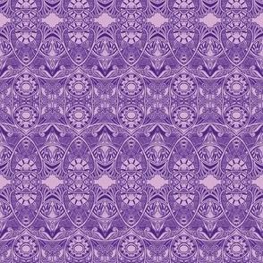 Victorian Gothic (purple/lavender)