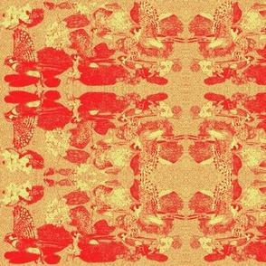 Poppy Red Sparrow Hawks