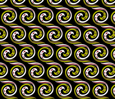 synergy0013 seduction fabric by glimmericks on Spoonflower - custom fabric