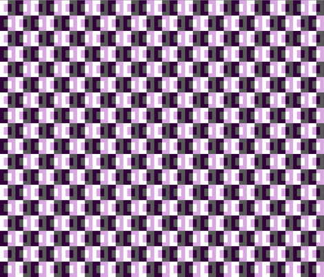 shade and shadow - purple fabric by glimmericks on Spoonflower - custom fabric