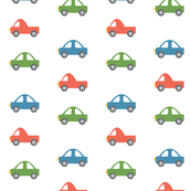 Car and Truck Pattern
