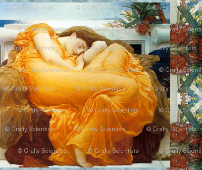 Flaming June, 1895