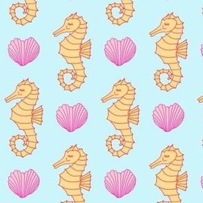 Seahorse Love 1