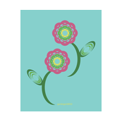 doily_flower_decals_blue_bg