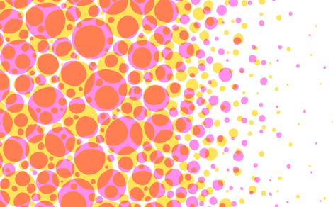 Dots - 6 fabric by heytangerine on Spoonflower - custom fabric
