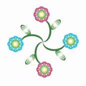 doily_flower_pinwheels_decal