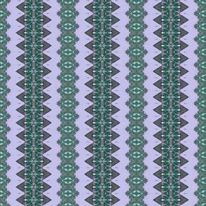 Geometric 0209 k r pale blue, white