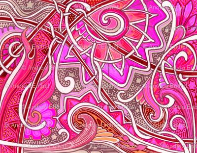 Ye Olde Pink Valentine Twister