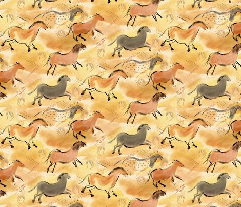 Cave_horse_pattern_002_shop_preview