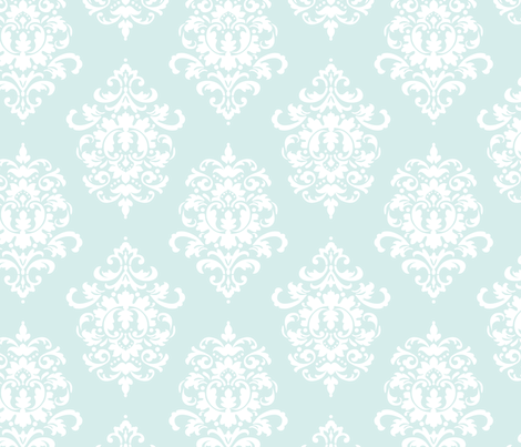indian_damask_d fabric by juneblossom on Spoonflower - custom fabric