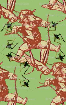 ditsy crickets