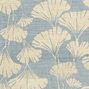 royal ginko - water blue -