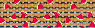 Under Watermelon Basket Weaving 101