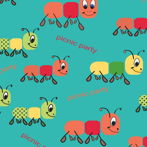 Ants Picnic Party