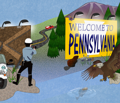 welcome to pennsylvania