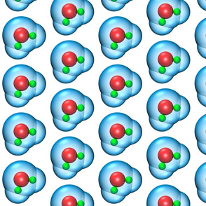 WATER molecule 19