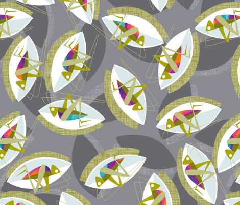 Big Hop fabric by spellstone on Spoonflower - custom fabric