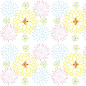 Petals in Pastels