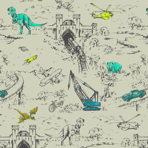 Adventure Toile