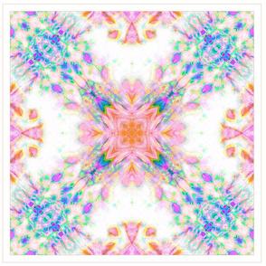 Tissue Tye-Dye Napkins-A