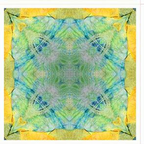 Tissue Tie-Dye Napkins-D