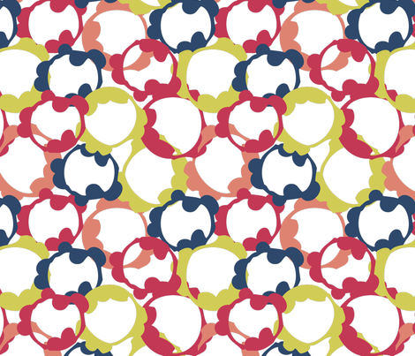 matisse inspired print fabric by sofiedesigns on Spoonflower - custom fabric