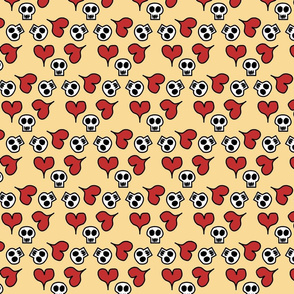 Hearts and Skulls
