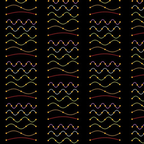 wave harmonics black