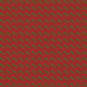 50s Christmas Pattern