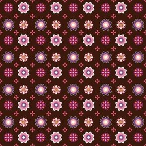 retro-flowers