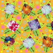 Japanese Folded Flower Gardens