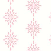 Star Burst in Pink