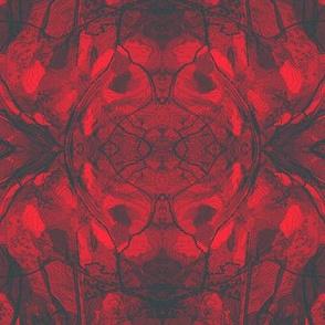 Coral Rorschach