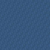 pixelated indigo denim