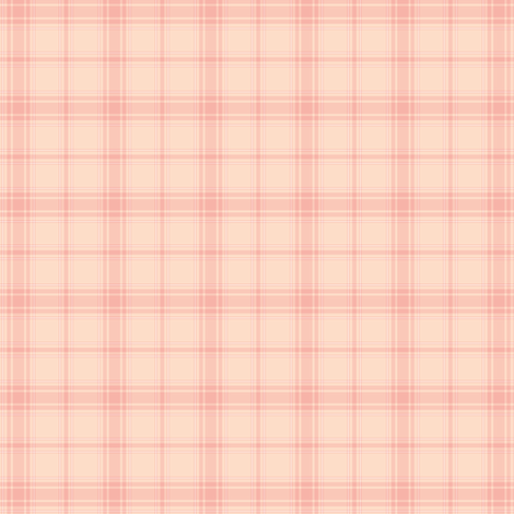 pale coral hiking plaid, small  fabric by weavingmajor on Spoonflower - custom fabric