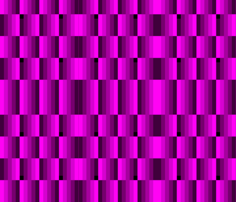 Purplicious Pattern fabric by charldia on Spoonflower - custom fabric