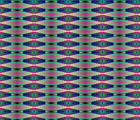 8bit2 fabric by cat611 on Spoonflower - custom fabric