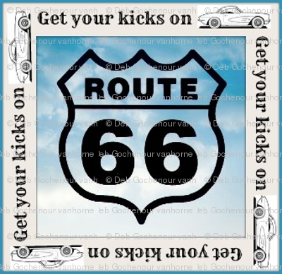 Get Your Kicks on Route 66 txt