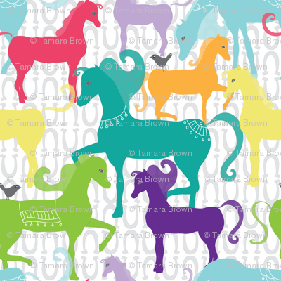 eclectic_horses