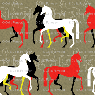 March of the Arabians