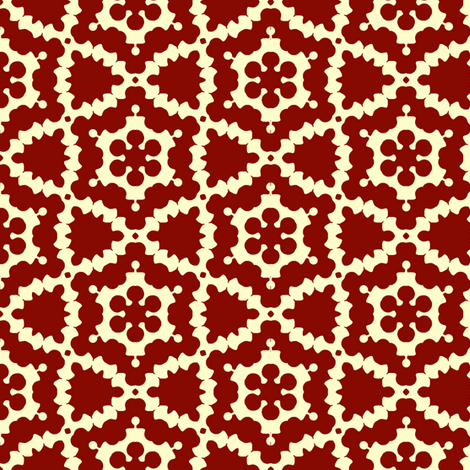 red_and_cream_alt fabric by thatswho on Spoonflower - custom fabric
