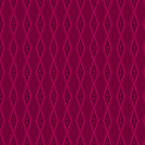 Geometric 0952 foilized k2.r1.deep rose