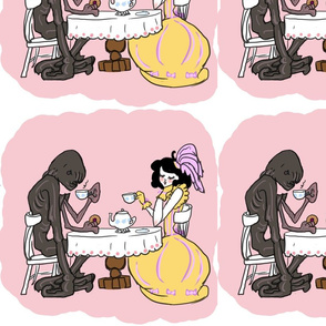 tea with monsters