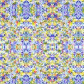 Flower Girl 1 - Mirrored version