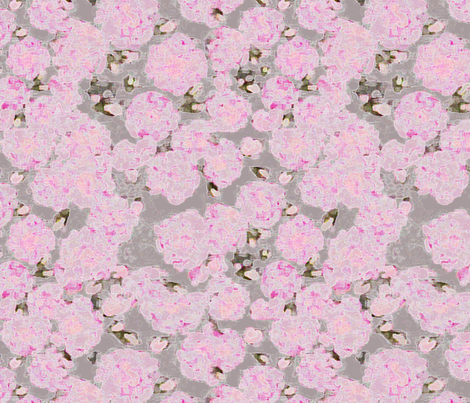painted roses fabric by keweenawchris on Spoonflower - custom fabric